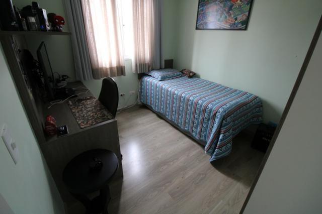 Capão Raso 3 dormitórios churrasqueira a carvão em condomínio Club - Foto 10