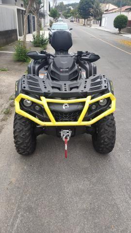 Vendo quadriciclo can am 1000cc 2019 - Foto 2