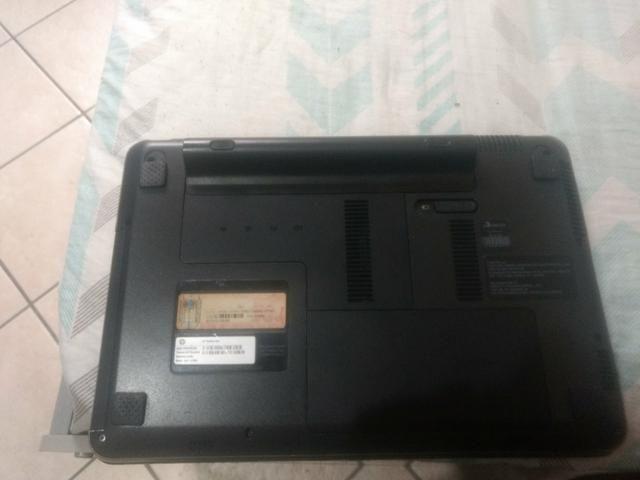 Notebook Hp Pavilion dm4-2155br; para retirar peças - Foto 3