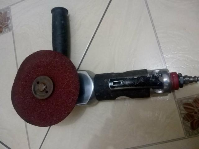 Lixadeira pneumática - Foto 3