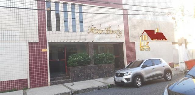 Ed. Maison Blanche - Umarizal Excelente Apartamento com 107m², 3/4, 1 vaga - Foto 4