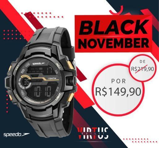 Relógio Masculino Speedo Com Desconto de R$ 219,90 por R$ 149,90 - Foto 2
