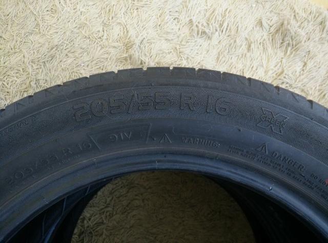 Pneus Michelin Energy Saver 205/55R16 - Foto 4