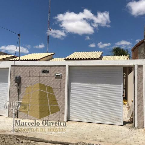 Casas prontas no Horto em Maracanaú excelente localização e documentação inclusa - Foto 2