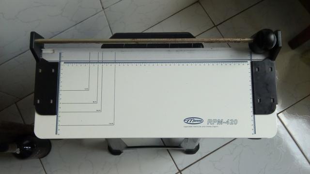 Refiladora menno rpm 420 - Foto 2
