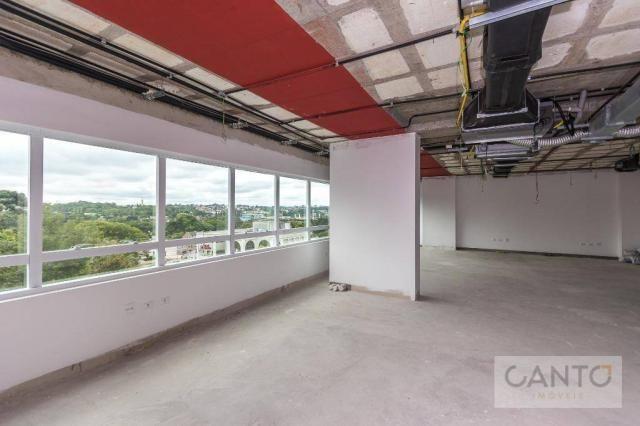 Laje/sala comercial para venda e locação no EuroBusiness, Ecoville, Curitiba - LEED Platin - Foto 11
