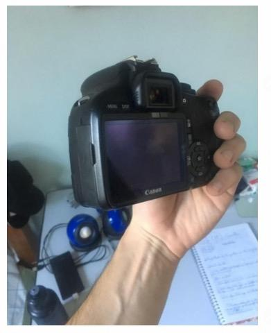 Camera Digital Canon EOS Rebel T2i - Foto 2