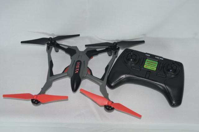 Quadricóptero Dromida Vista Uav Rtf Drone Dide 03rr Vermelho - Foto 4