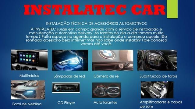 Instalação Instalatec Car promoção