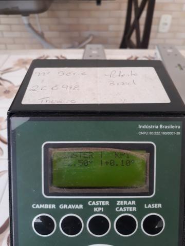 Alinhador de direção laser - Foto 4