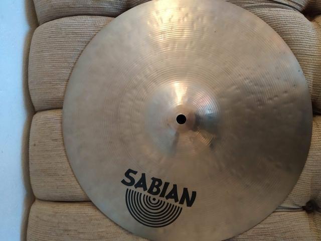 Hi hat sabian hhx evolution Dave weckl - Foto 3
