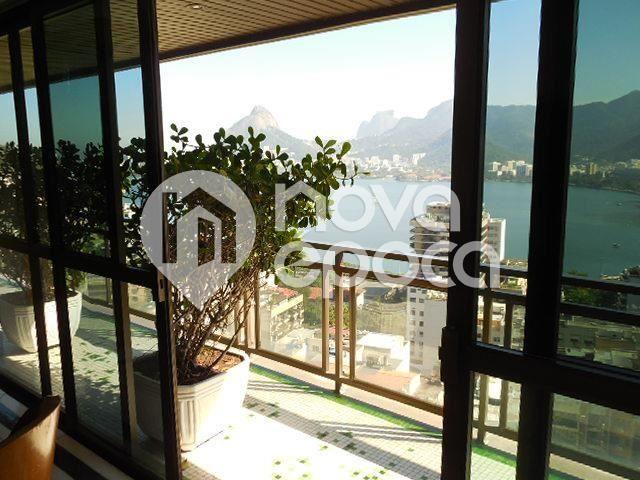 Apartamento à venda com 5 dormitórios em Lagoa, Rio de janeiro cod:LB5AP28814 - Foto 6