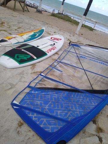 Windsurf Completo, oportunidade - Foto 4