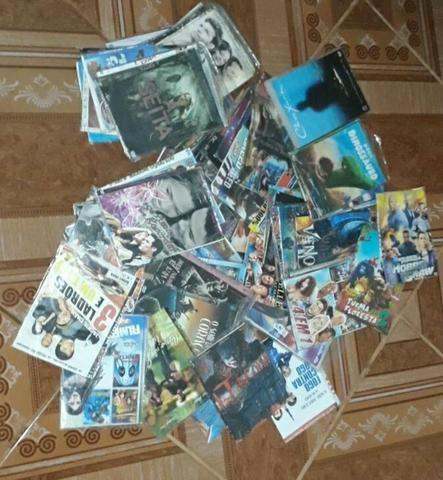 Combo TV cce 4o polegadas .dvd Sony e cds de diversos títulos por 780R$ - Foto 3