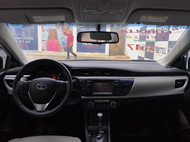 TOYOTA COROLLA 2016/2017 2.0 XEI 16V FLEX 4P AUTOMÁTICO - Foto 8