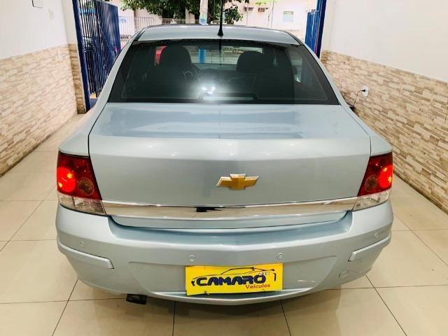 Gm - Chevrolet Vectra sedan 2010 Completo + Couro + Gnv + Dvd - Foto 5