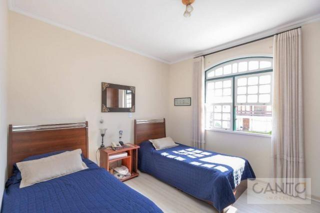 Casa com 5 dormitórios à venda, 439 m² por r$ 2.100.000,00 - santo inácio - curitiba/pr - Foto 5