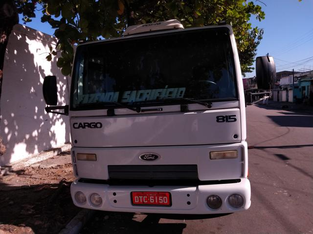 Ford cargo 815 s - Foto 5