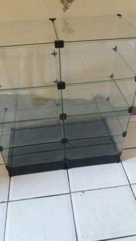 Vitrine vidro pequena - Foto 3