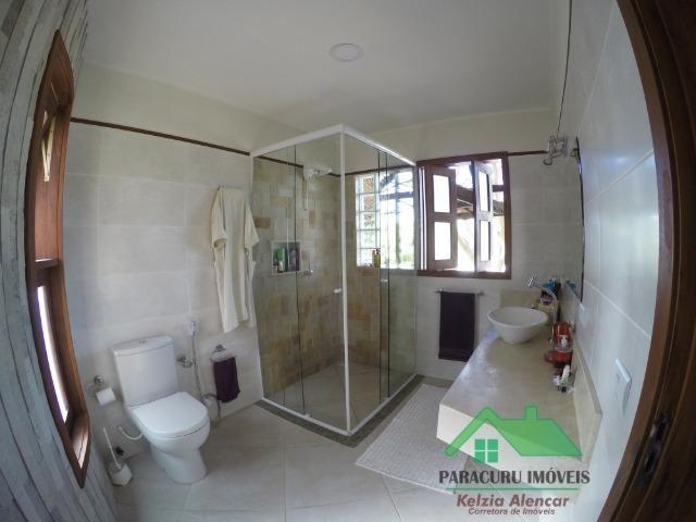 Casa alto padrão próximo ao centro de Paracuru disponível pra réveillon - Foto 18