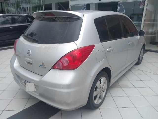 Nissan Tiida sL = Financiamento na hora - Foto 2