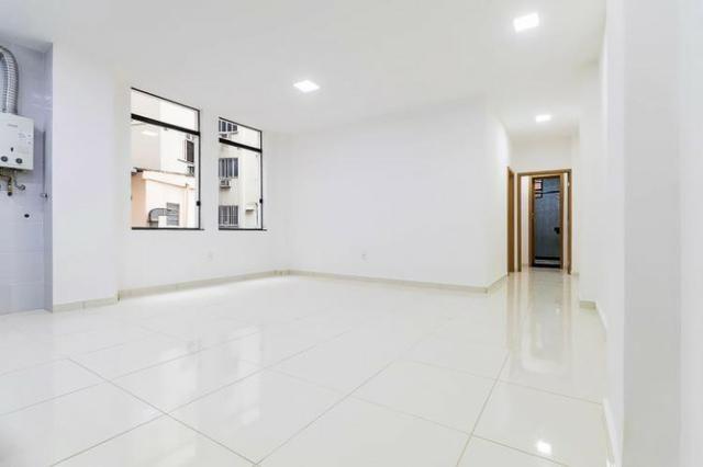 Centro da Cidade 2 qtos 75m² iptu,prédio com elevador (Reformado) - Foto 7