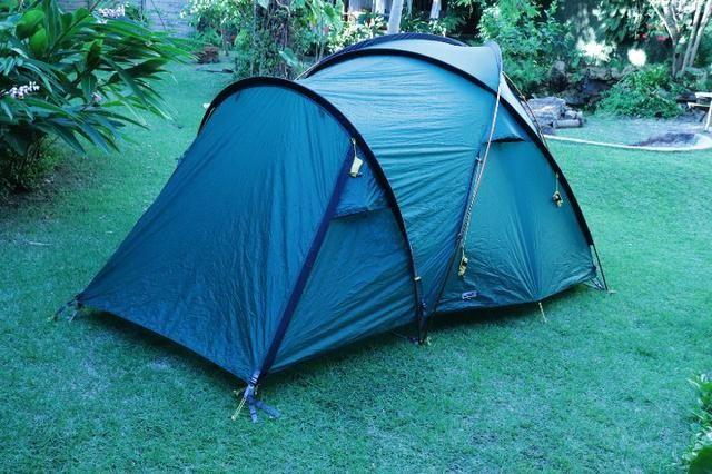 Barraca de Camping Wechsel p/ 4 pessoas