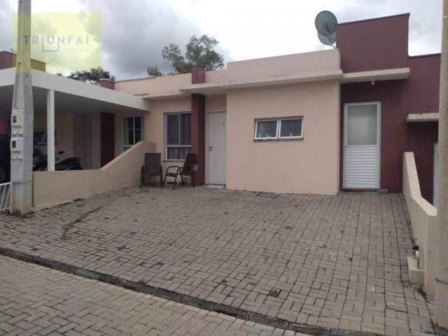 Casa com 2 dormitórios à venda, 53 m² por R$ 230.000 - Vila Pedroso - Votorantim/SP - Foto 3
