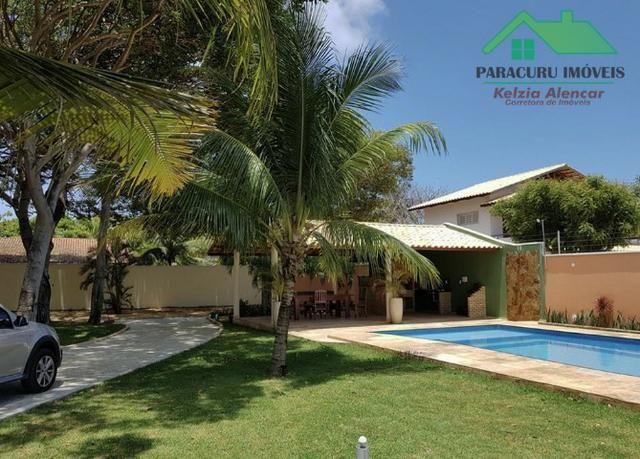 Casa alto padrão próximo ao centro de Paracuru disponível pra réveillon - Foto 6