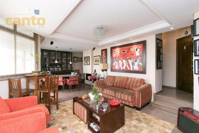 Apartamento à venda no batel em curitiba - canto imóveis - Foto 3