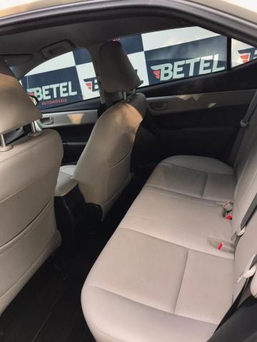 TOYOTA COROLLA 2016/2017 2.0 XEI 16V FLEX 4P AUTOMÁTICO - Foto 7