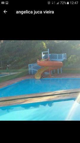 Areal 9 mil metros caete condomínio com piscina - Foto 4