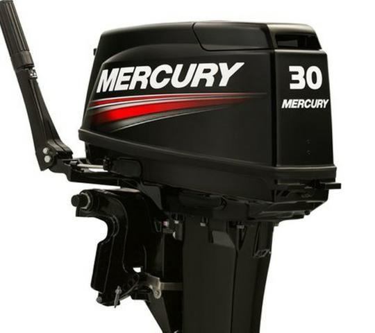 Motor De Popa 30 Hp Mercury Zero - Foto 2