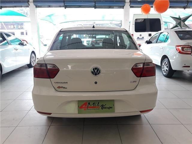 Volkswagen Voyage 1.6 msi totalflex trendline 4p manual - Foto 2
