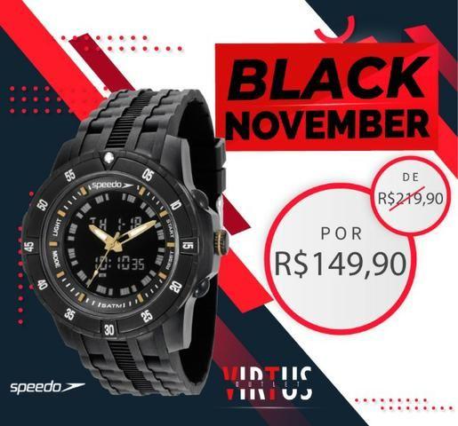 Relógio Masculino Speedo Com Desconto de R$ 219,90 por R$ 149,90 - Foto 5