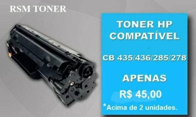 Toner e Impressoras