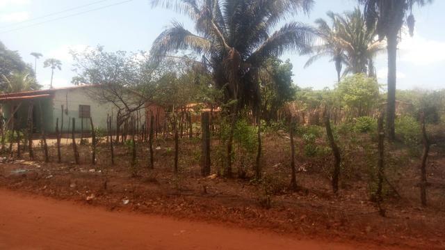 Vendo terreno na Lagoa dos Afonsinho medindo 30×70 s