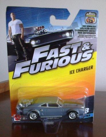 Velozes e Furiosos Dodge Charger Challenger Mattel - Foto 4