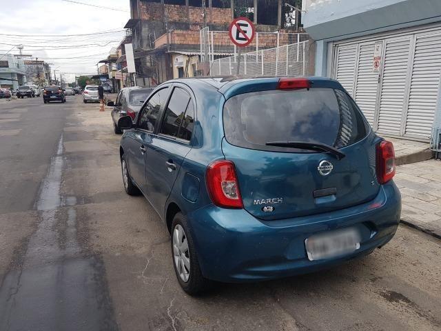 Nissan March - 2015 ( entrada de 2 mil ) - Foto 10