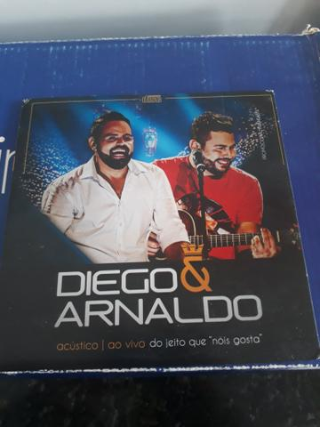 CDs originais sertanejos