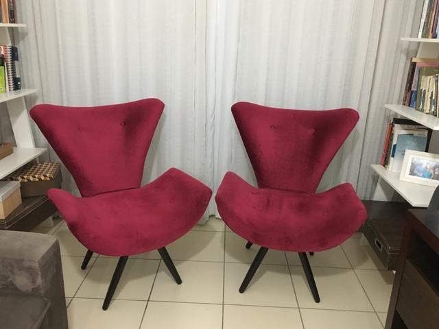 Cadeiras de aproximação