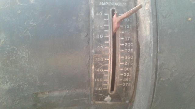 Maquina de solda Geradora 400 Ampéres