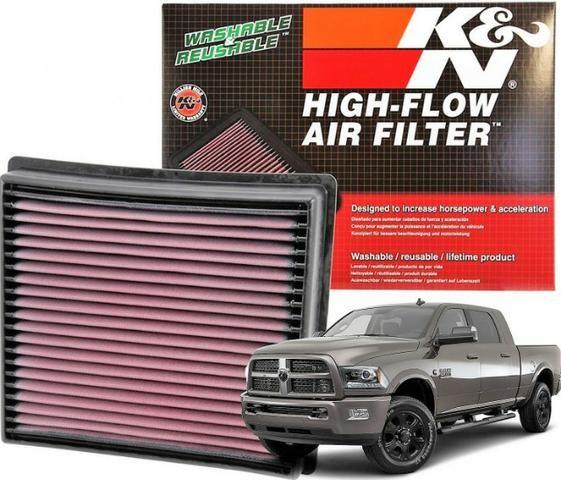 Filtro Ar K&N Inbox Dodge Ram 2500 6.7L Diesel 33-5005