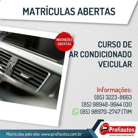 Curso de Ar Condicionado Veicular - Profiautos