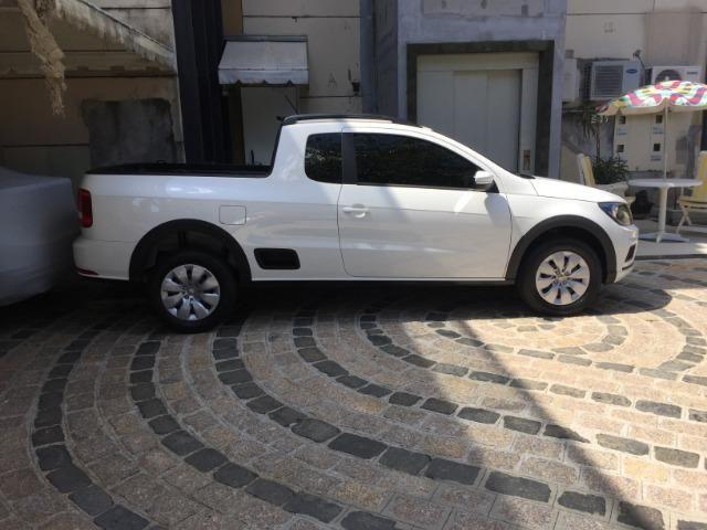Vw - Volkswagen Nova Saveiro / Trendline CE - Cabine Extendida