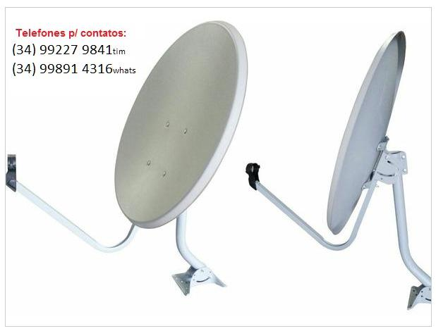 Antenista - Instalador - Manutenção - Instalação de antenas de TV