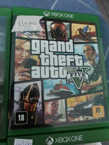 Xbox one preço nas fotos
