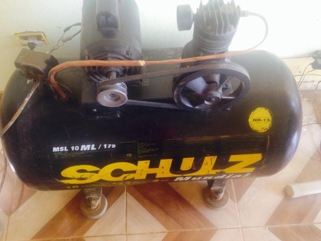 Compressor PRO SCHULZ