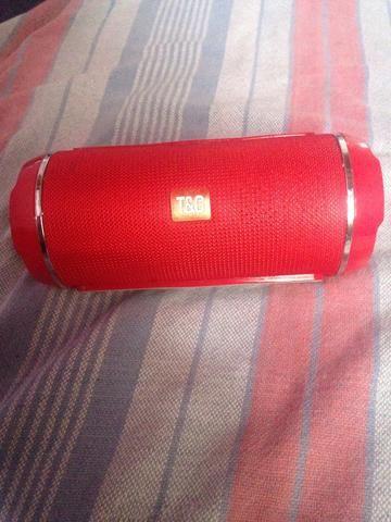 Caixinha de Bluetooth T&G