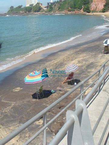 Apartamento Temporada Ed. Frente para o Mar Praia do Morro Guarapari até 10 Pessoas - Foto 19